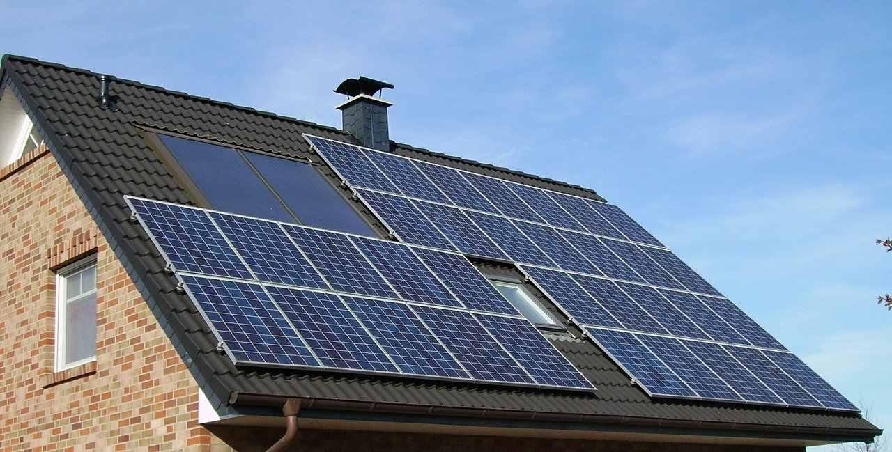 kredyt - panele słoneczne